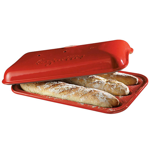Baguette Baker - Grand Cru, 15.4 x 9.4-in