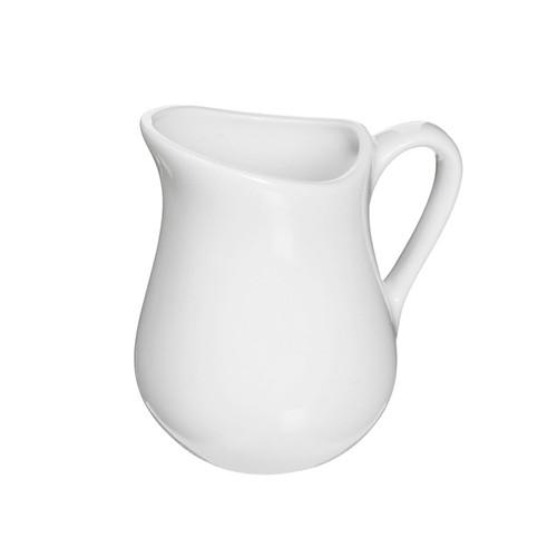 Creamer - White Porcelain, 4oz