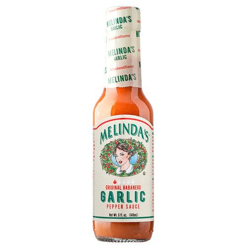 Garlic Habanero Hot Sauce, 148ml