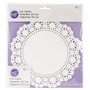 Doilies - 8-in Round, Pack of 16