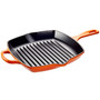 Flame Square Skillet Grill, 26cm