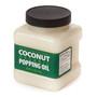Coconut Popcorn Popping Oil - Organic, 455g