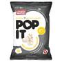 Pop It- White Cheddar Popcorn, 125g