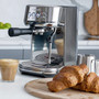 Bambino Plus Espresso Maker - Brushed Stainless