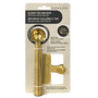 Tea Scoop + Infuser and Bag Clip - Gold Finish