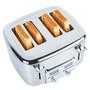 Digital Toaster 4-Slice - Stainless Steel