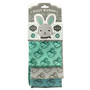 Dust Bunny Dusting Cloths, Pack of 3