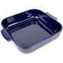 Appolia Ceramic Square Baker - Blue, 36cm