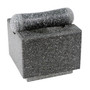 Wasabi Mortar & Pestle - Granite, 4.5-in