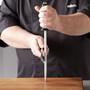 Sharpening steel with Loop, 10-in