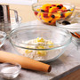 Stackable Glass Mixing Bowl, 2.25-in