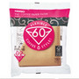 Coffee Paper Filter - V60-02 Unbleached, 100 Pack