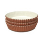 Optima 3.5-in Round Baking Mold, 12 Pack