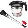 Fat Separator 4 Cup + Multi-functional Baster Set