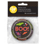 Baking Cups - Halloween Boo, Pack of 75