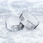 Puck Chillers - Stainless Steel, Box of 2