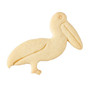 Pelican Detailed Cookie Cutter, 6.5cm