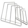 Cookware Organizer - Stainless Steel