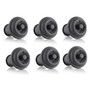 Wine Saver Vacuum Stoppers, Pack of 6