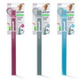 Goodcase Straws Stainless - Assorted Colours, 2 Piece