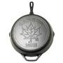 Skillet Canadiana Series - Pre-Seasoned, 12-in