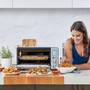 Smart Oven  Air Fryer - Brushed Stainless