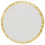 Round Cake Drum - Thick Gold, 12-in