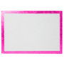 Cake Board Rectangular - Thick Pink, 13.75 x 9.75-in