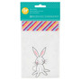 Mini Treat Bags - Easter Bunny, 20-Count