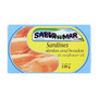 Sardines Skinless & Boneless in Sunflower Oil, 120g