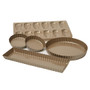 French Patisserie Set - Gold Nonstick, Box of 5