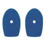 Dish Scrub Refills for Soap Dispensing - Blue, 2-Pack