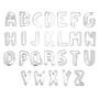 Alphabet Cutter Box Set - Tin, 26-Piece