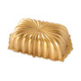 Classic Fluted Loaf Pan - Gold, 6 Cup