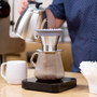 BLOOM Pour Over Coffee Brewer - Stainless Steel, 18 oz