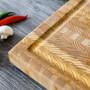Carvers' Board Medium - End Grain, 17.75x13.5x1.6-in