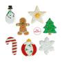 Holiday Cookie & Baking Sheet, 7 Piece Set