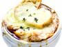 Parisian Four-Onion Soup