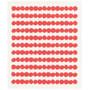 Swedish Dishcloth - Red, 6.5 x 8-in