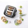 Toaster Enfinigy - 4-Slice, Black