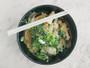 Quick Veggie Curry Bowl