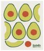 Swedish Dishcloth - Avocado, 6.5 x 8-in