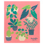Swedish Dishcloth - Let It Grow, 6.5 x 8-in