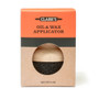 Oil & Wax Round Applicator - Maple Wood