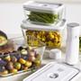 Fresh & Save - Medium Vacuum Glass Container, 2.0L