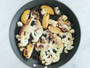 Cauliflower Steaks with Capers & Caramelized Lemon