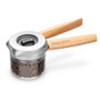 ORTWO One-Handed Spice Grinder - Beechwood