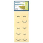 Spice & Herb Labels - Round Self Adhesive, 50-Pack