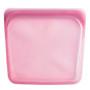 Reusable Silicone Storage Bag - Regular, Hibiscus