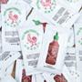 Sriracha Hot Sauce Packets, Pack of 50